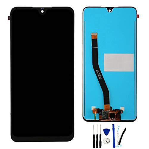 SOMEFUN LCD Display Screen Digitizer Touch Screen Glass Panel Assembly Replacement for Huawei Honor 8X Max ARE-L22HN / Enjoy Max ARE-AL00 7.12' Black