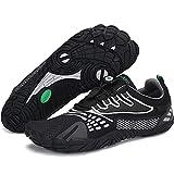 SAGUARO Zapatillas Minimalistas Hombre Mujer Zapatillas de Trail...