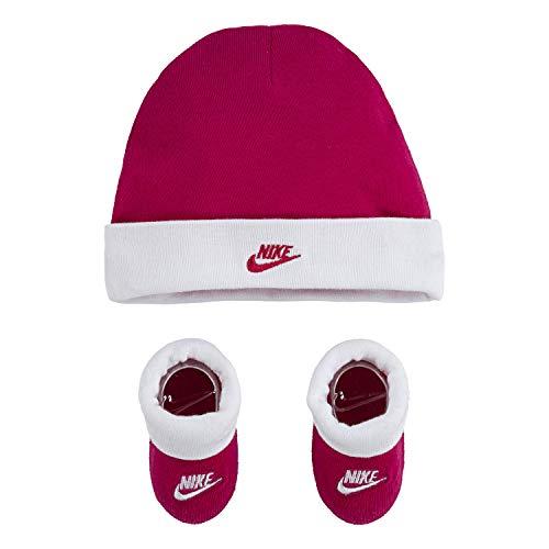 Nike Set 0-6 Monate, Fuxia Fuxia, Weiß, LN0049-A4Y, LN0049-A4Y 0-6 Monate