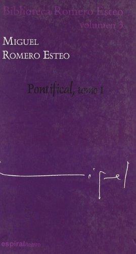 Biblioteca Romero Esteo, vol. III: Pontifical, tomo I: 298 (Espiral / Teatro)