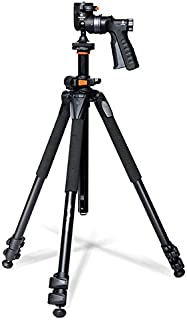 Vanguard Alta Pro 263AGH Aluminum Tripod with GH-100 Grip Head for Sony, Nikon, Canon DSLR Cameras