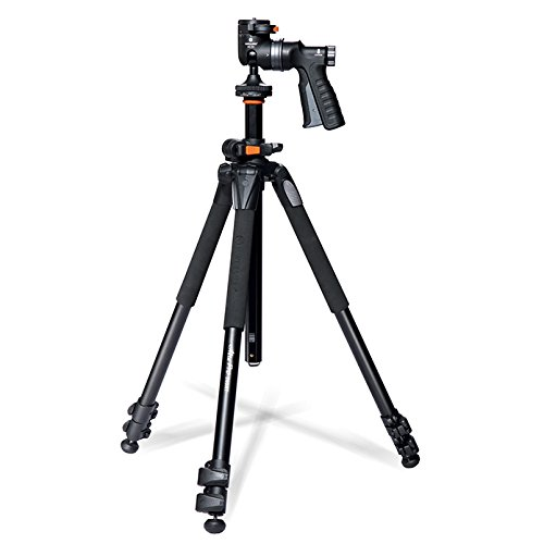 Vanguard Alta Pro 263AGH Aluminum Tripod with GH-100 Grip Head for Sony, Nikon, Canon...
