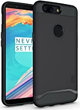TUDIA Merge Designed for OnePlus 5T Case with Dual Layer Protection (Matte Black)
