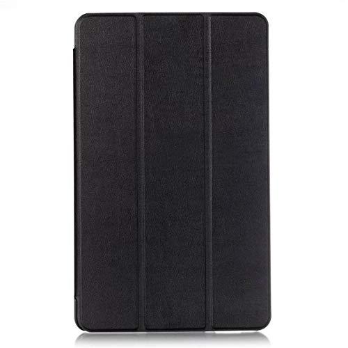 Kepuch Custer Hülle für Huawei MediaPad T2 10.0 Pro,Smart PU-Leder Hüllen Schutzhülle Tasche Case Cover für Huawei MediaPad T2 10.0 Pro - Schwarz - 2