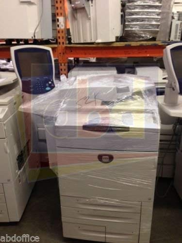Buy Cheap Xerox DocuColor 252 Digital Laser Production Printer – Copy, Print, Scan, 4 Trays, Bypas...