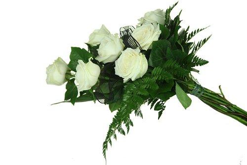 Trauerstrauß für das Grab - Grabschmuck - Trauer Blumenschmuck