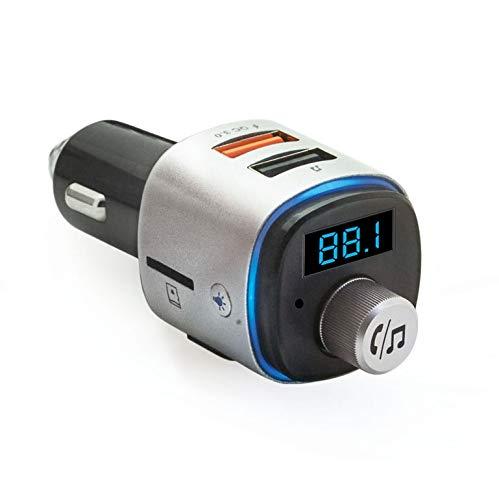 Bracketron Roadtripper Voice Car Audio Bluetooth FM Transmitter - BT5-767-2