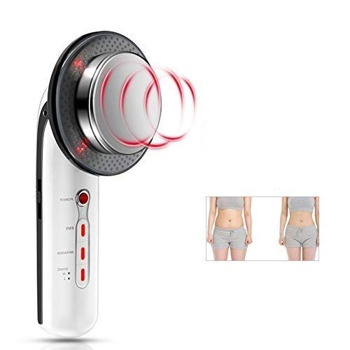 3 in 1 Abnehmen Maschine, Ultraschall Schönheitsgerät, Körpermassagegerät Anti Cellulite Massagegerät Massagegerät Gewichtsverlust Massagegerät abnimmt Fettabbau...