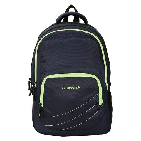 Fastrack Black Backpack