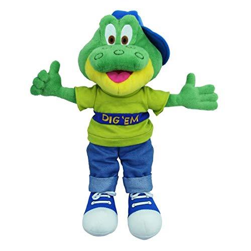 Honey Smacks Dig'Em Cereal Mascot Plush Character -  turnkey merchandise programs llc, 9008K