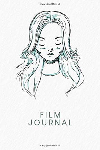 Film Journal: To capture all the movies and series you have watched to fill in   Design: Portrait