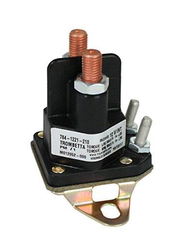 Trombetta 784-1221-210 12 Volt High Performance Plastic DC Contactor