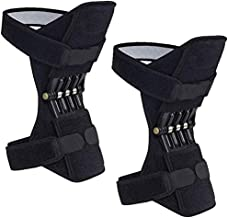2 Packs Madala Power Knee Brace Joint Support, Knee Power Booster, Power Leg Knee Pad, Breathable Protective Booster Gear with Powerful Rebounds Force for Men/Women weak Legs, Fitness and Sports