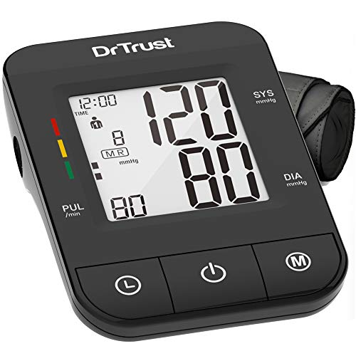 Dr Trust (USA) Fully Automatic Comfort Digital Blood...