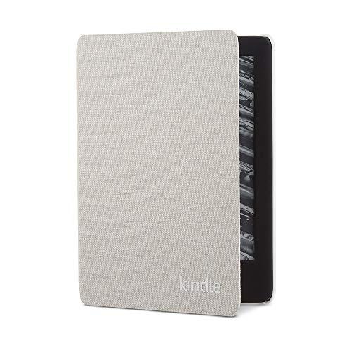 Funda de tela para Kindle, gris claro