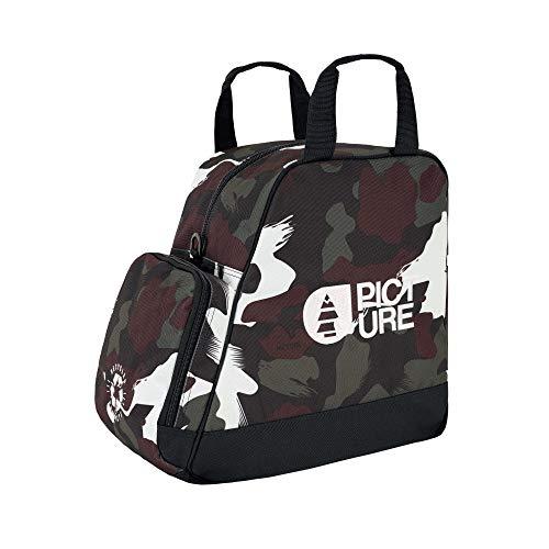 Picture Organic tas voor skischoenen, zwart