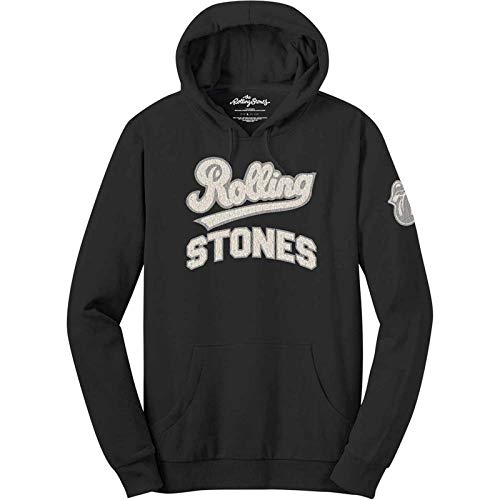 Rolling Stones The Classic Band Logo Tongue - Sudadera con Capucha