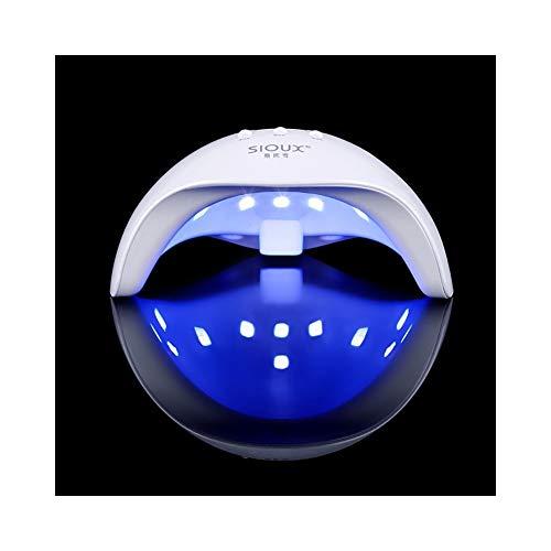 Professionelle 36W UV-LED-Nagellampe, die alle Nagelgel-Timer-Werkzeuge mit Bildschirm kuriert MJD422