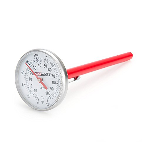 Price comparison product image OEM TOOLS 24352 Instant Read Dual Thermometer / Great Tool for Monitoring A / C Temperature for Diagnosing Needed Fixes