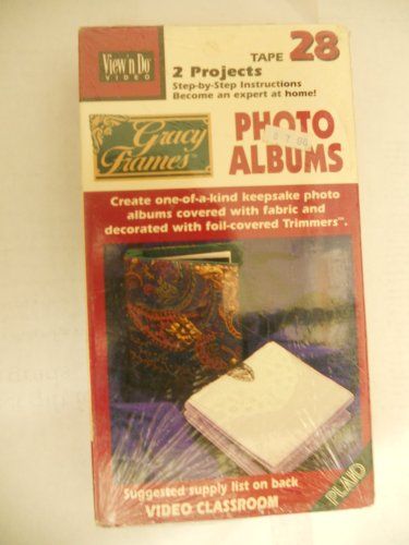 VIEW' N DO PHOTO ALBUMS