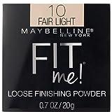 Maybelline New York Fit Me Loose Finishing Powder, Fair Light, 0.7 oz.