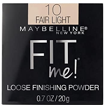 Maybelline New York Fit Me Loose Finishing Powder Fair Light 0.7 oz.