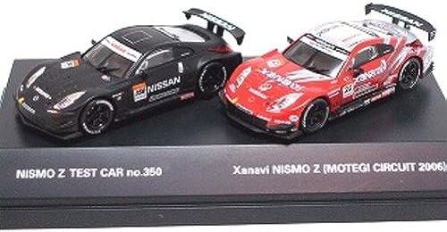 precioso Kyosho Orijinaru 1 64 XANAVI NISMO & NISMO Z Z Z TEST CAR2006 (japan import)  ventas al por mayor