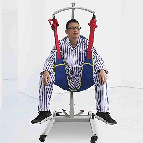 41yKtHgbjYL - TINWG Transferencia eléctrica portátil Equipo de Elevación Paciente, for Ancianos, discapacitados, no Enteros Parálisis Paciente utilice si el Cable de alimentación de 3 m 523