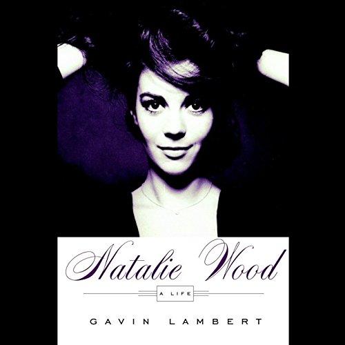 Natalie Wood audiobook cover art