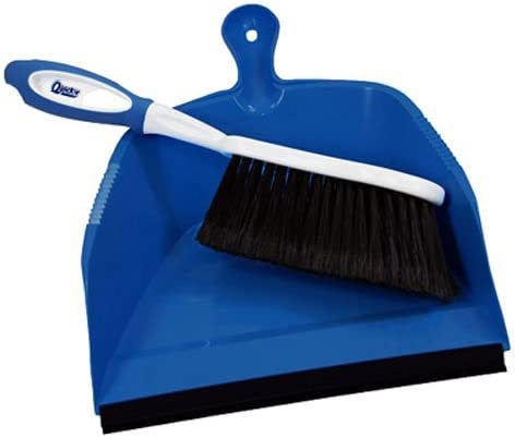 Quickie Dustpan shopping and Set Brush 1-Pack Finally popular brand
