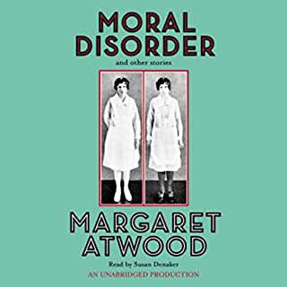 Moral Disorder and Other Stories audiobook cover art