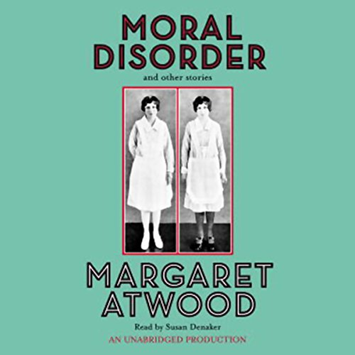 Moral Disorder and Other Stories Titelbild