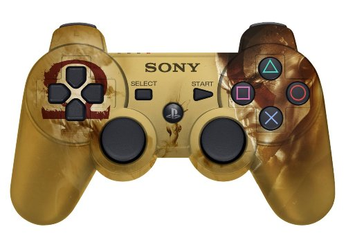 Manette PS3 Dual Shock 3 'God of War : Ascension' - édition spéciale