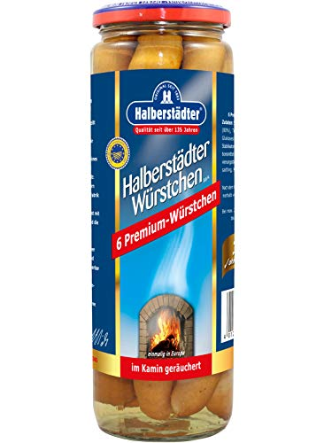 Halberstädter Premium Würstchen, 300 g