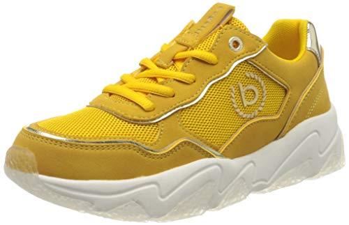 bugatti 431846015550, Zapatillas para Mujer, Amarillo Yellow Gold 5051, 39 EU