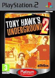 ps2 tony hawk's underground 2