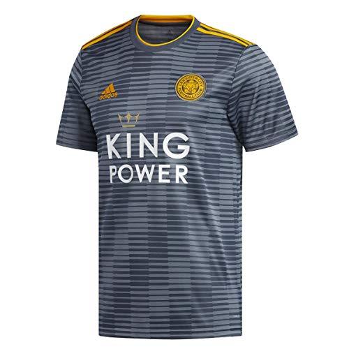 adidas Leicester City Away Men's Soccer Jersey 2018-19 (M)