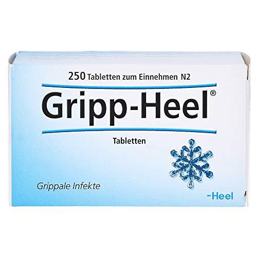 Gripp-Heel Tabletten, 250 St. Tabletten