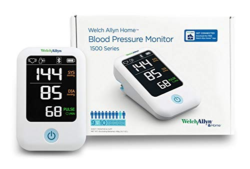Welch Allyn Home 1500 serie bloeddrukmeter met eenvoudige Smartphone Connectivity RPMBP100