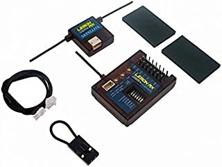 Lemon RX DSMX Compatible 7-Channel Receiver With Stabilizer + SATELLITE (Top-Pin) LM0004