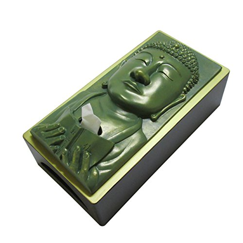 Rotary Hero - Buddha Tissue Box Cover / Kosmetiktücherbox / Taschentuchbox