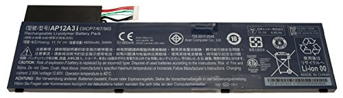 D'origine Acer Iconia W700P Serie battery 4850 mAh