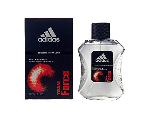 adidas Team Force 100 ml EDT Spray, 1er Pack (1 x 100 ml)