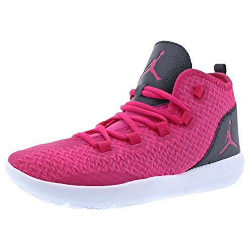 Nike Damen Jordan Reveal GG Basketballschuhe, Rosa (Rosa (Vivid Pink/VVD Pink-Blk-White), 41 EU