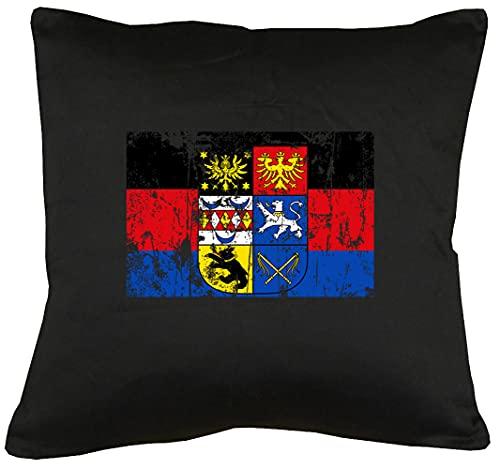 TShirt-People Flagge Ostfriesland Kissen mit Füllung 40x40cm