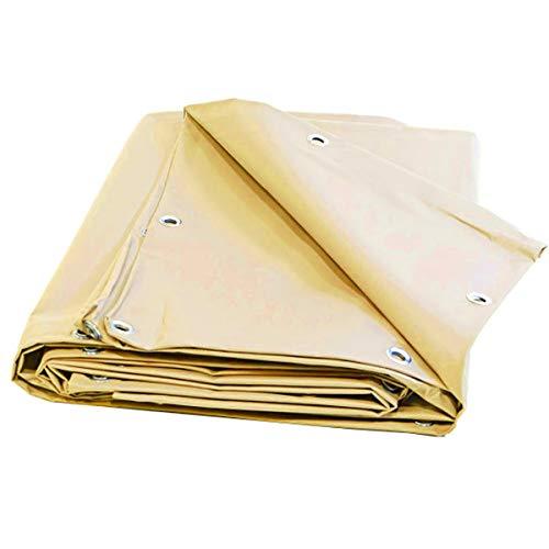 Bâche pergola 4 x 3 m IVOIRE PVC 680g/m2 Haute protection traitée Anti UV Qualité Pro
