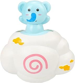 TOYANDONA Baby Bath Toy Swimming Tub Toys Bathtime Squirt Toys Water Spray Sprinkler Bathtub Toys Bathroom Floating Toys