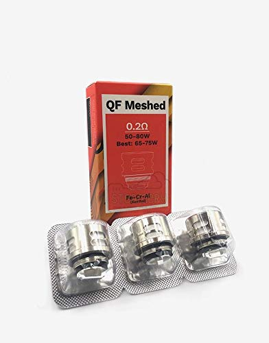 Vaporesso QF Meshed Coil 0,2 Ohm 3 pack