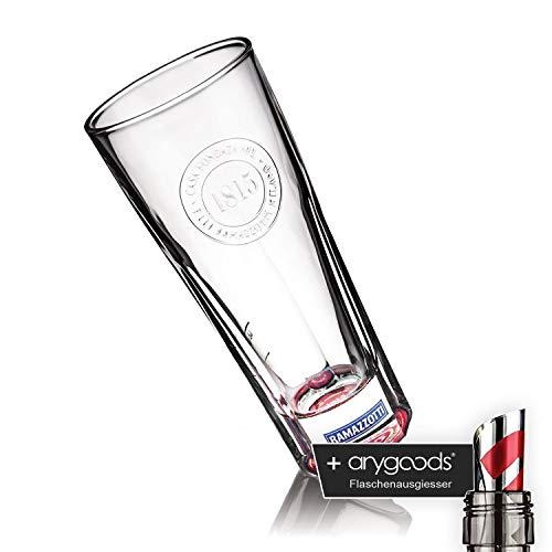 Ramazzotti Glas Gläser Longdrink 1815 Edition Gastro Bar