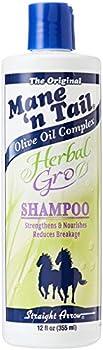 Mane 'n Tail Herbal Gro Shampoo (12 fl. oz. Bottle)